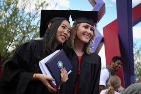 college graduation cap and gown facts about goshen college indiana