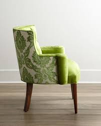 damask chair haute house bright damask chair neiman