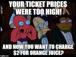 Zoidberg Meme Generator - school concerts these days memes pinterest memes
