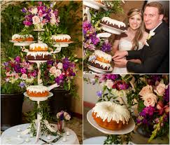 bundt cake wedding display bundt cakes wedding cake pinterest