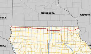Iowa Map With Cities Iowa Highway 9 Wikipedia
