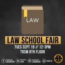trsm floor plan law school fair lbsa