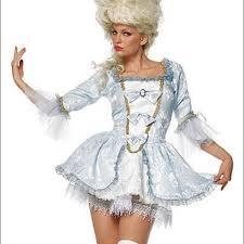antoinette costume leg avenue dresses skirts leg avenue blue