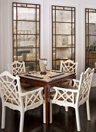 entrance table with mirror dining room contemporary with crown