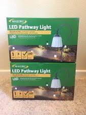 malibu celestial led pathway lights malibu led pathways lights with low voltage ebay