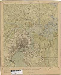 Jacksonville Florida Map Florida Historical Topographic Maps Perry Castañeda Map