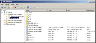 Dns Lookup How A Domain by Setting Up Your App Domain For Sharepoint 2013