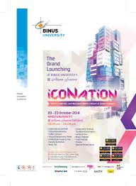 Binus Student Desk by Fa Poster Iconation A2 42x Jpg