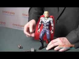 hammer strike thor from hasbro youtube