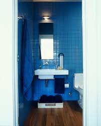 Blue Bathroom Fixtures by Lovely Hand Towel Holder Decorating Ideas