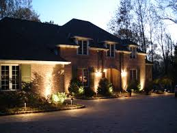 exteriors outdoor living plus landscaping lighting home night
