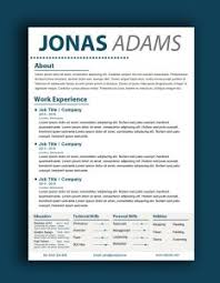 custom resume templates resume template curriculum vitae microsoft simple word templates
