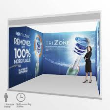 Graphic Panels Shell Scheme Graphics Trade Show Exhibition Printing