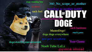 Doge Meme Wallpaper - the new call of duty cod doge by patrice lanctot 3 meme center