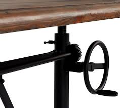 pittsburgh crank sit stand desk standing desk crank desk ideas