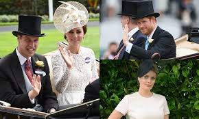 royal ascot 2016 elizabeth continues with a vibrant hue and