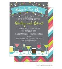 stock the bar shower stock the bar party invitations marialonghi