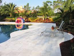 travertine pool deck stone tile us travertine pool deck