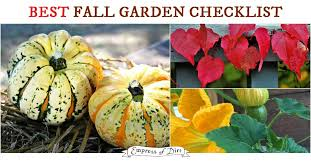 essential fall gardening checklist free printable empress of dirt