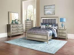 Homelegance Bedroom Furniture Bedroom Silver Bedroom Furniture Fresh Homelegance 1839 Hedy Chic