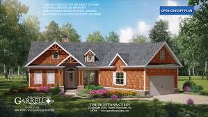 cabin house plans montana cabin house plans by garrell associates inc