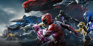 power rangers u0027 superhero movie grew