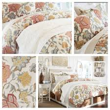Pottery Barn Dorm Room Pottery Barn Bedding Cynthia Palampore For The Home Pinterest