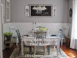 Dining Room MakeoverFINAL Reveal - Dining room makeover