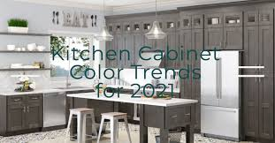 kitchen cabinet color trend for 2021 cabinetcorp on fast forward to today s kitchen