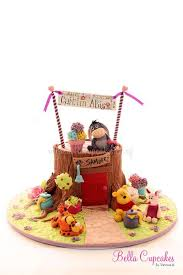 147 best w the pooh cakes images on pinterest birthday cakes