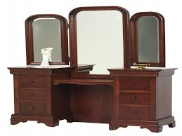 bedroom bedroom vanity mirror elegant european rustic wood