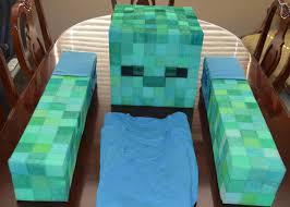 Halloween Minecraft Costumes Easy