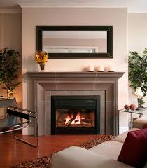 Electric Fireplace With Mantel Contemporary Fireplace Mantels Home Fireplaces Firepits