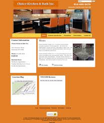 kitchen bath contractor websites web design bay area seo cms