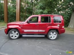 red jeep liberty 2008 all types 2008 jeep liberty off road 19s 20s car and autos