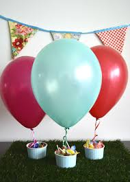 hot air balloon decorations diy hot air balloon centrepieces the party connection your