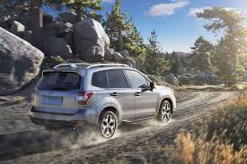 subaru forester 2016 subaru announces pricing for 2016 forester crossover autos ca