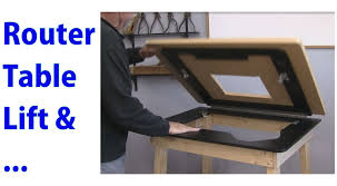 router table dovetail jig the best building a router lift pic for homemade table popular and