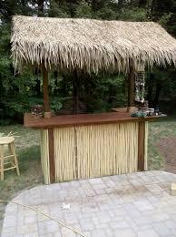 tiki bar miniature gardens pinterest tiki bars bar and backyard