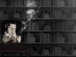 wallpaper black bookshelf by mineheart design young u0026 battaglia