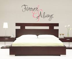 Headboard Wall Decal Headboard Wall Stickers For Bedrooms How To Make Beautiful Wall