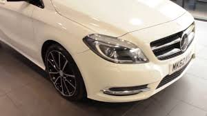 used mercedes benz b class 1 8 b200 cdi blueefficiency sport 5dr