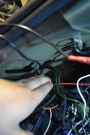 tow bar wiring