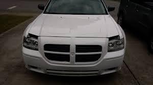 2008 dodge magnum se front bumper cover help