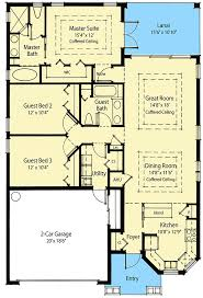 starter home floor plans energy conscious starter home plan 33042zr architectural