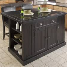 kitchen island with granite granite kitchen islands carts you ll wayfair