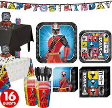 power rangers wrapping paper power rangers party supplies power rangers birthday party