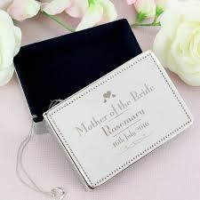 wedding gift jewellery personalised of the jewellery box gift vivabop