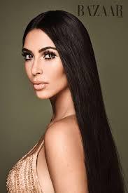 revealed bazaar u0027s september cover star kim kardashian west
