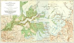 Geological Map Of Usa by Yosemite Science